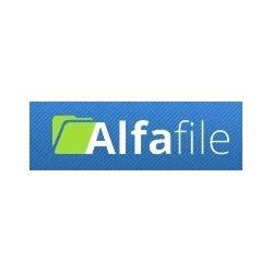 AlfaFile 180 Days 6 TB bandwidth 5 TB storage